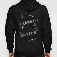 Clean Heart Hoody