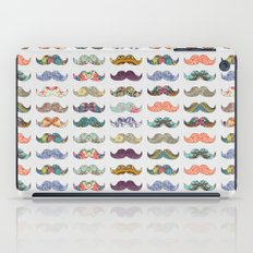 Mustache Mania iPad Case