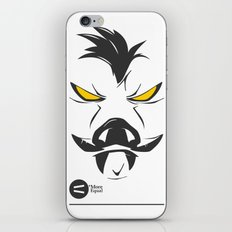 Feral iPhone & iPod Skin