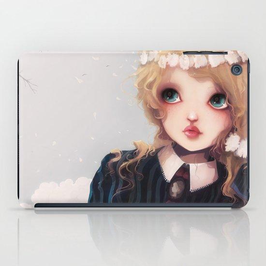 Quelque part... iPad Case