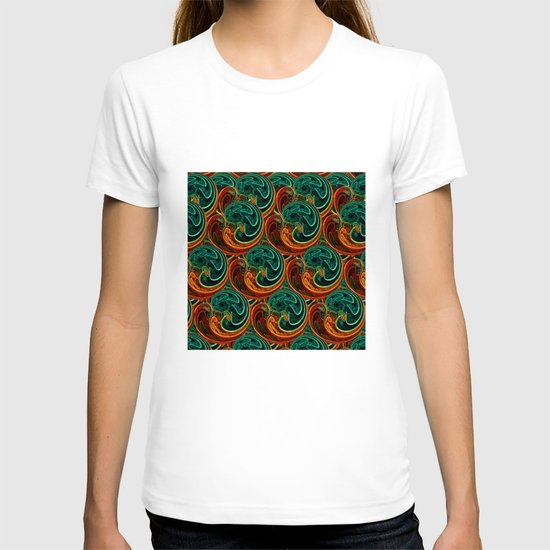 Colorful Waves T-shirt