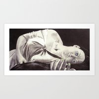 Reachable Art Print