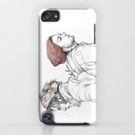 Rose And Dagger iPod touch Slim Case