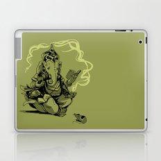 nerdy ganesha Laptop & iPad Skin