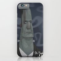 Dr. Frankensteins Monste… iPhone 6 Slim Case