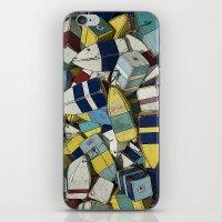Buoys iPhone & iPod Skin