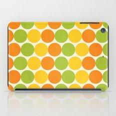 Zesty Polka iPad Case