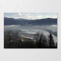 Mission B.C. Canvas Print