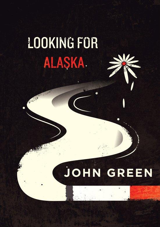 Looking for Alaska Art Print