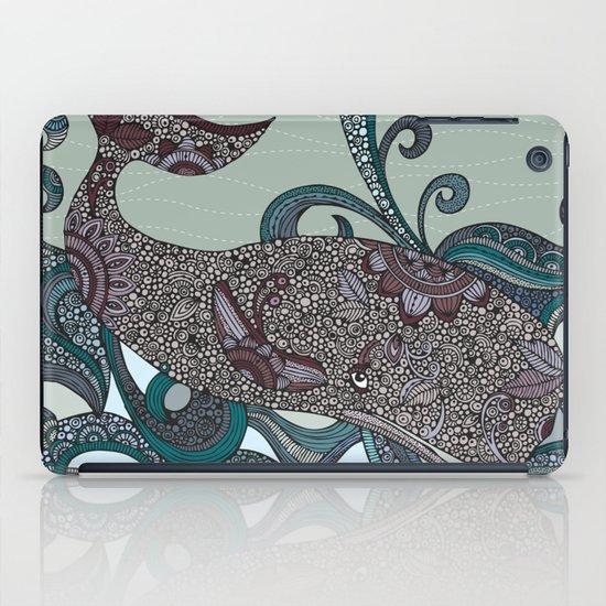 Deep Blue Me iPad Case