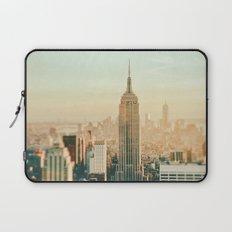 New York City Skyline Dreams Laptop Sleeve