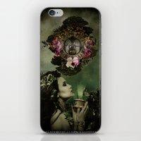 Green Dream iPhone & iPod Skin