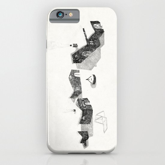Le Village iPhone & iPod Case
