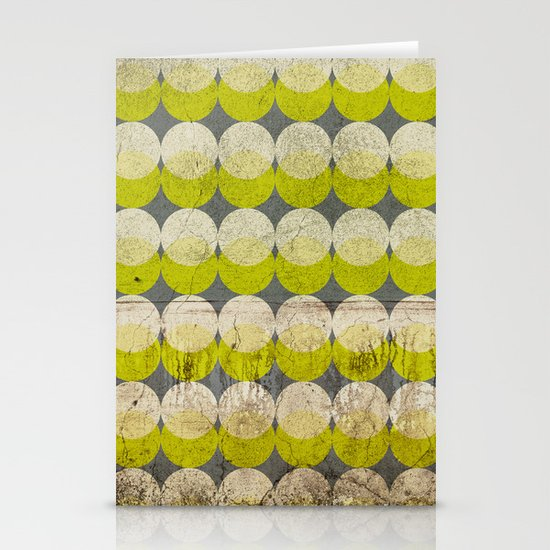Old Wall Stationery Card