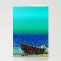 Fen Painting Stationery Cards