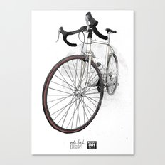 Steel Is Real Canvas Print