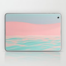 Pink Beach Laptop & iPad Skin