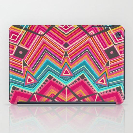 picchu pink iPad Case