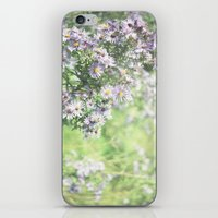 Flowers and Stuff iPhone & iPod Skin