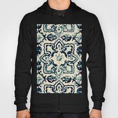 tile pattern - Portuguese azulejos Hoody