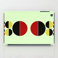 Round Dreams iPad Case