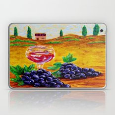 Taste Of Italy By Annie Zeno Laptop & iPad Skin