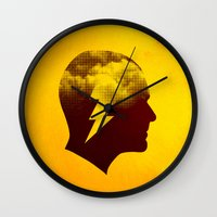 Brainstorm Wall Clock