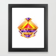 A Closer Look Framed Art Print
