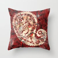 Serwetka Throw Pillow