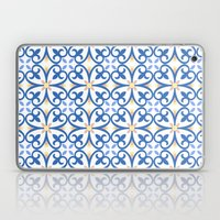 Floor Tile 8 Laptop & iPad Skin