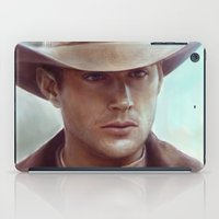 Dean Winchester from Supernatural iPad Case