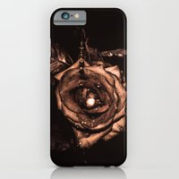 iPhone & iPod Case featuring (he called me) the Wild rose by DS' photoart