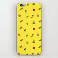 Fast Food Friday iPhone & iPod Skin