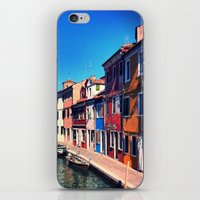 Burano iPhone & iPod Skin