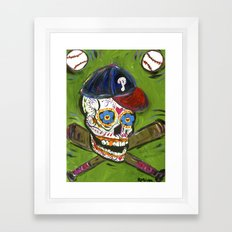 Sugarball Framed Art Print