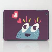 Kawaii Cute Candy Character iPad Case