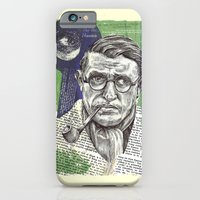 Sartre  - Nothingness iPhone 6 Slim Case