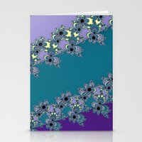 Blues Again Stationery Cards