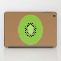 #3 Kiwi Fruit iPad Case