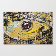 Like an eye 1 Canvas Print