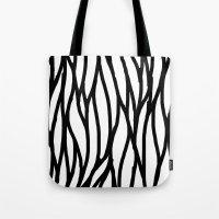 Raw Pattern Series: N. 4 Tote Bag