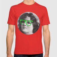 Josephine Is A Hipster Mens Fitted Tee Red SMALL