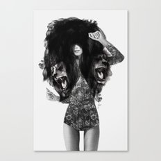Lion #2 Canvas Print