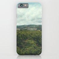 Vineyards, South of France iPhone 6 Slim Case