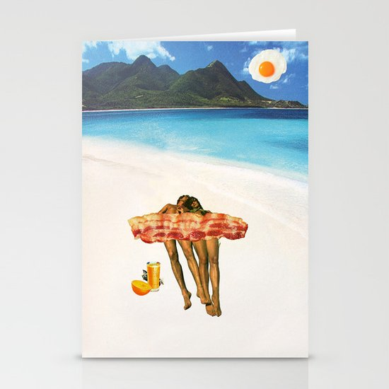Unrequited Fantasies Stationery Card