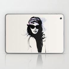 Infatuation - Digital Fashion Illustration Laptop & iPad Skin