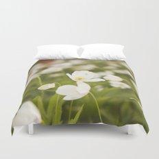 Tiny Flower Duvet Cover