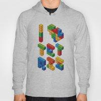 I Heart Tetris Hoody