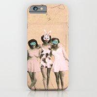 Imaginary Friends- Playmates iPhone 6 Slim Case