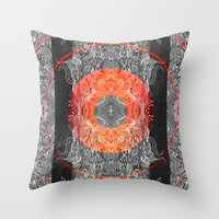 Forbidden Knowledge Throw Pillow